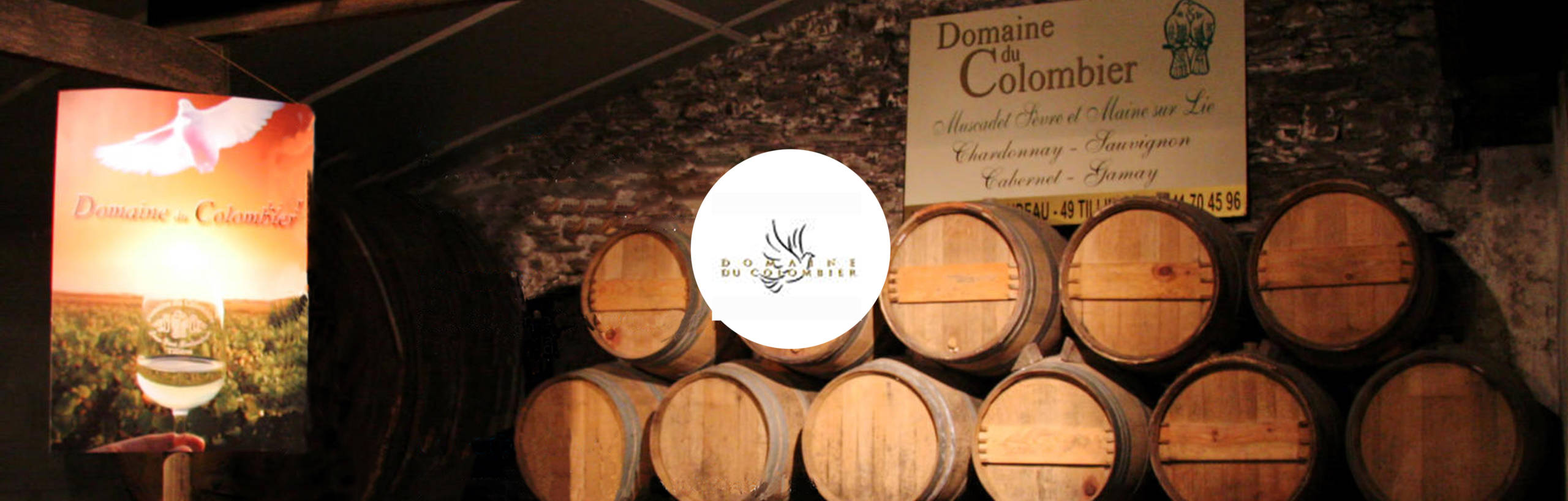 Weingut Domaine du Colombier Castello del Gusto