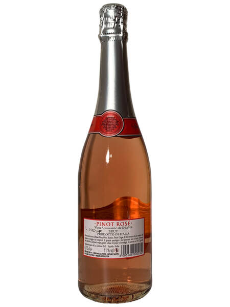 Le Contesse Pinot Rose Spumante Cuve Brut