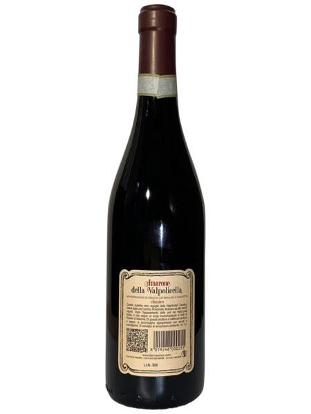 Farina Amarone della Valpolicella classico DOCG