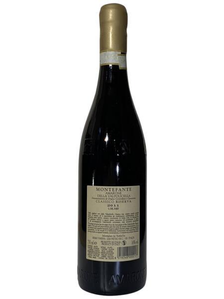 Farina Amarone Montefante della Valpolicella Classico Riserva DOCG