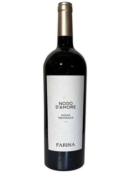 Farina Nodo d'Amore rosso Trevenezie